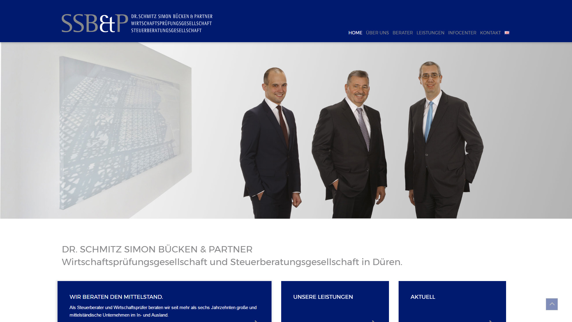 DR. SCHMITZ SIMON BÜCKEN & PARTNER